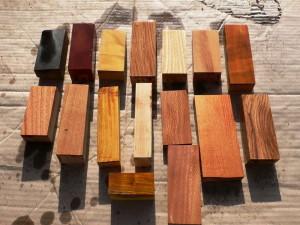 Древесные породы, применяемые в строительстве
