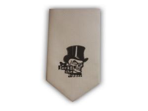 Фото на галстуке - креативная идея для бизнеса