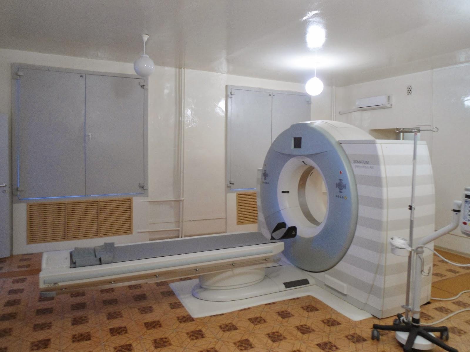 Купить томограф: огромный шаг для больницы