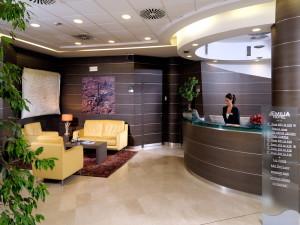 Лицо гостиницы – стильная мебель
