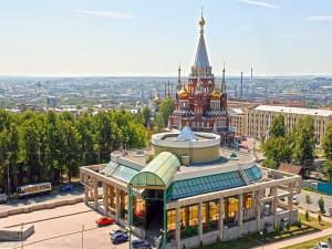 Оружейная столица России - город Ижевск