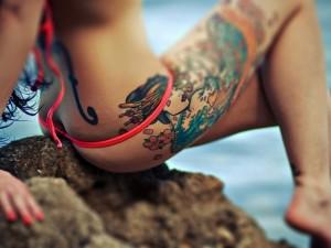 Поговорим о татуировках