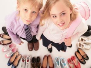 Принципы выбора детской обуви