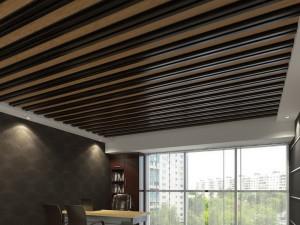 Реечный потолок и его преимущества