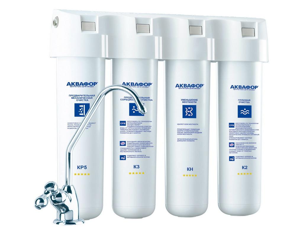 Системы водоочистки питьевой