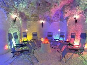 Соляные пещеры дарят здоровье