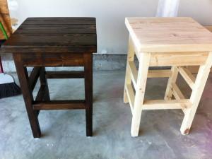 Табуретка – мебель, которую можно сделать самостоятельно. Как сделать табурет самостоятельно?