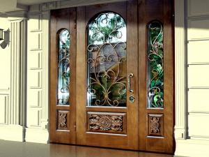 Входные двери – главенствующий атрибут любого жилища