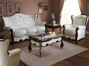 Выбираем кожаную мебель