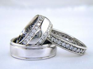 Ювелирные кольца из платины – это символ бескорыстия