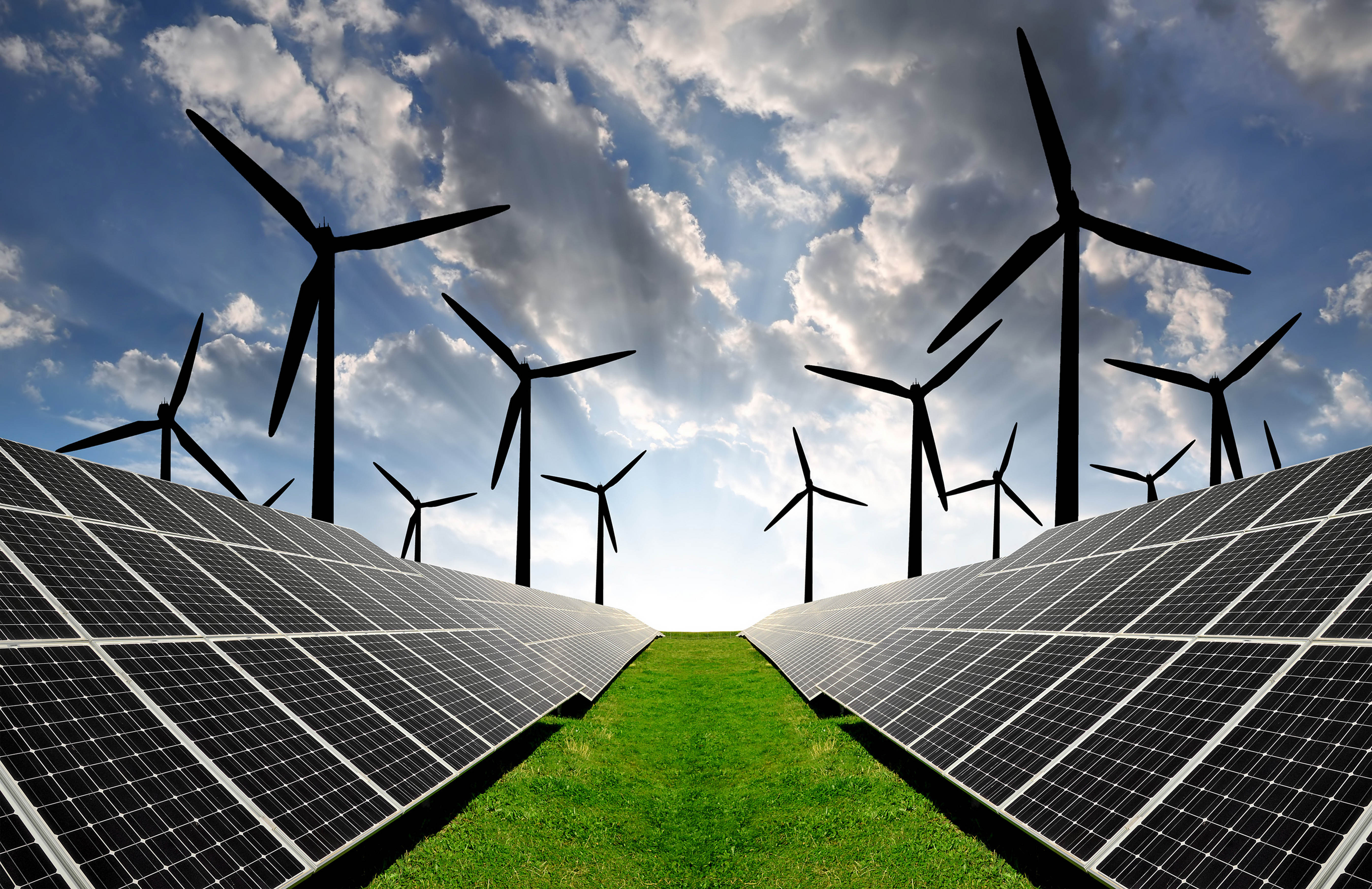 Альтернативные источники энергии
