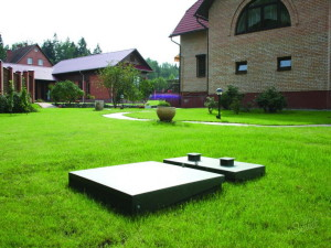 Автономная канализация для дома