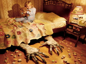 Чего боятся дети