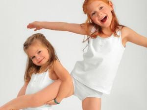 Детское белье для девочек