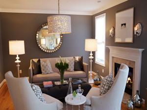Дизайн и стили оформления гостиной