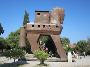 Достопримечательности Турции. Троя – город-легенда