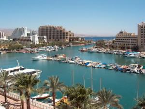 Эйлат – наиболее популярный курорт на берегу Красного моря