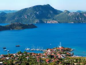Европейский курорт Турции