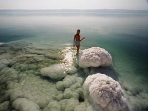 Исцеление на Мертвом море
