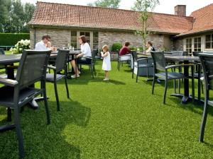 Искусственная трава - новые технологии в ландшафтном дизайне