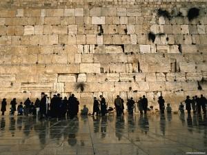 Израиль – Стена плача