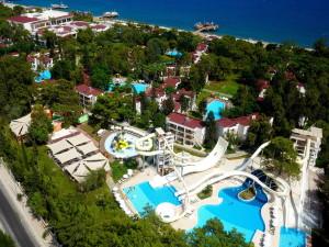 Как выбрать отель в Турции. Отели для молодежи