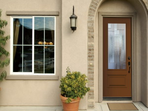 Какие ставить входные двери и окна