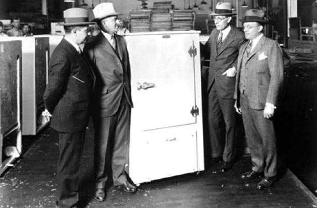 История холодильного оборудования