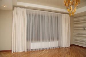 Ключевая роль штор в оформлении жилого помещения