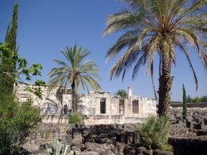 Курорты Израиля – Капернаум