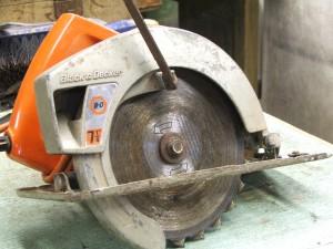 Металлообрабатывающий инструмент в строительстве