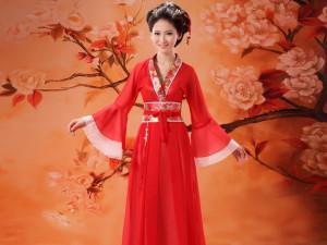 Национальная одежда Китая