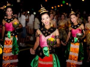 Национальная одежда Таиланда