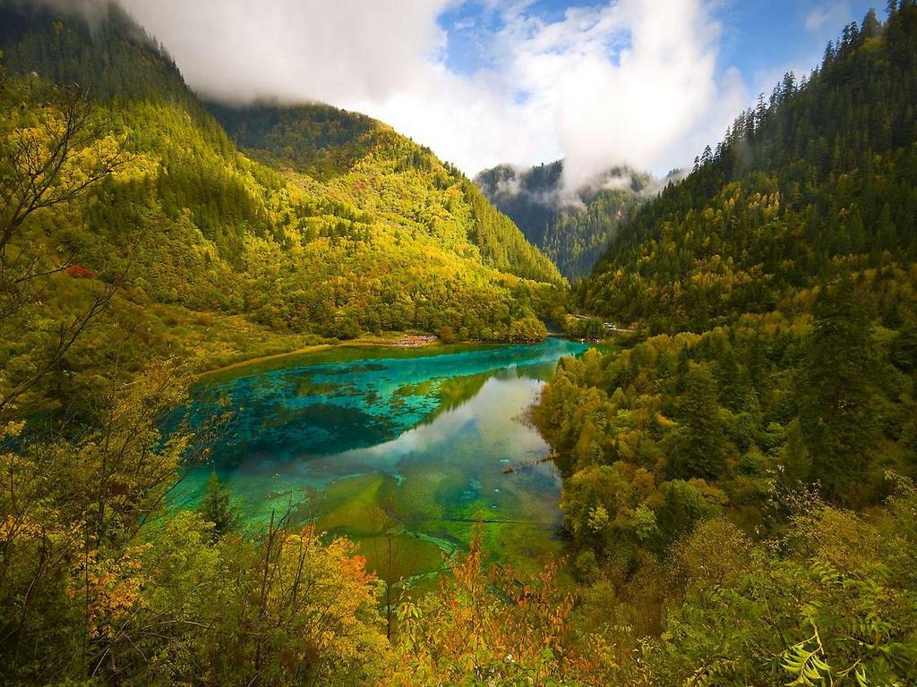 Национальные парки и заповедники в Тайване