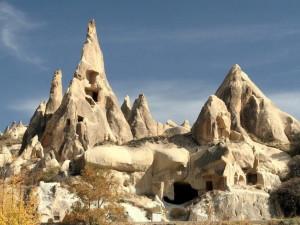 Национальные парки Турции