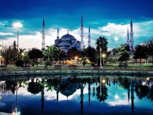 Немного турецких особенностей
