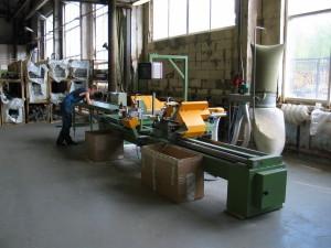 Оборудование для производства алюминиевых окон