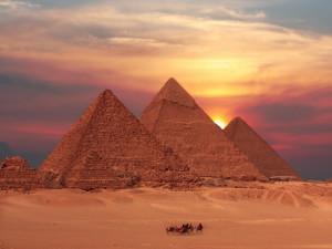Общая информация о Египте