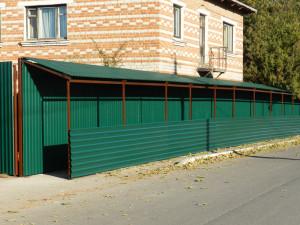 Особенности ограждения для строительной площадки