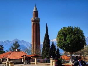 Памятники города Анталии