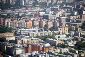 Поведение рынка недвижимости в условиях кризиса