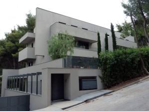 Правила возведения греческих домов