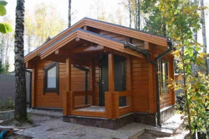 Преимущества деревянного жилья из профилированного бруса