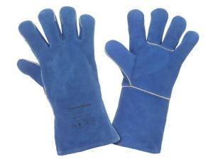 Преимущества спилковых перчаток