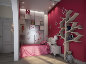 Психологические аспекты обустройства детской комнаты