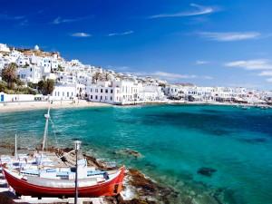 Рай для туристов
