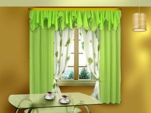 Сезонные шторы на вашем окне