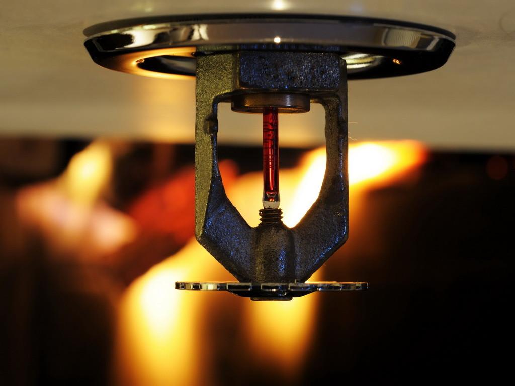 Система пожарной безопасности для дома