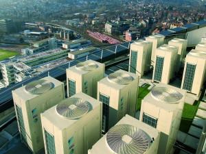 Современные климатические установки