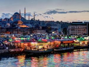 Стамбул - город контрастов. Красота древнего города
